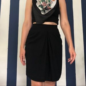 Authentic Vintage Chanel Boutique Skirt, Small